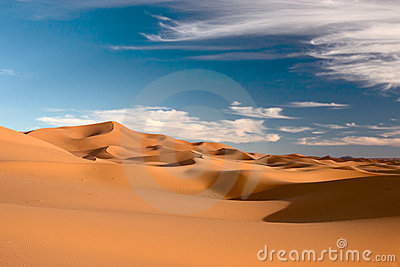 Deserto de Sahara
