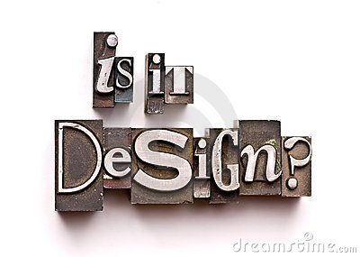 Is it Design?