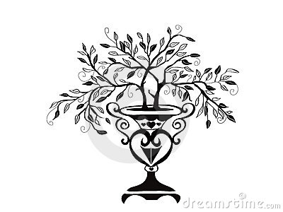 Design of bonsai tree
