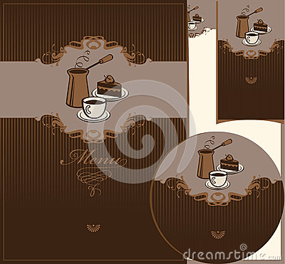 Design of cafe