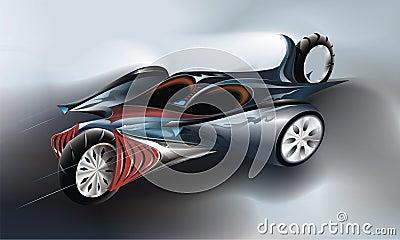 design concept car