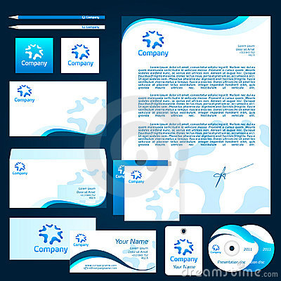Design corporate template