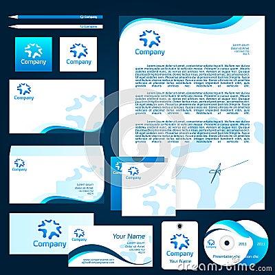 Design corporate template