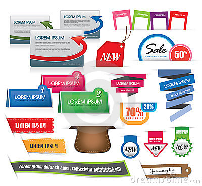 Free Design Elements Royalty Free Stock Images - 21473849