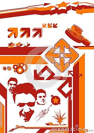 Free Design Elements Royalty Free Stock Image - 452456