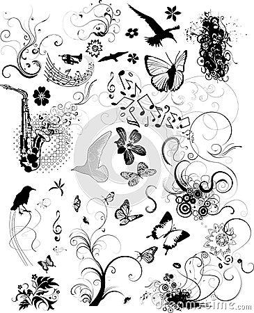 Free Design Elements Stock Photo - 4970160