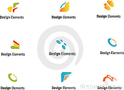 Design elements set