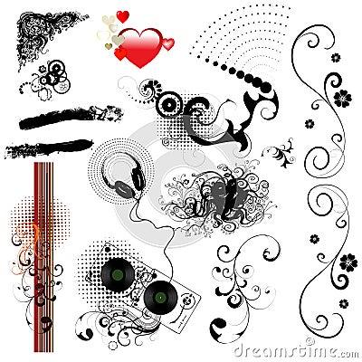 Design elements-vector set