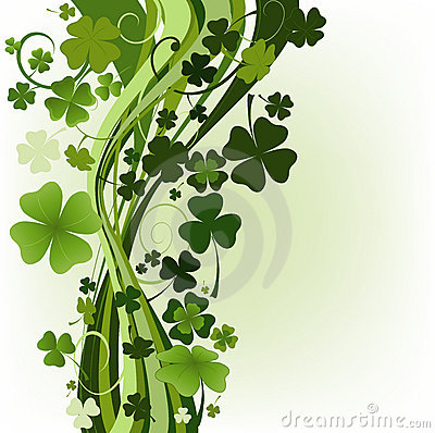 Free Design For St. Patrick S Day Royalty Free Stock Photos - 4369438