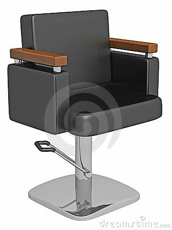 Design hairdressing armchair