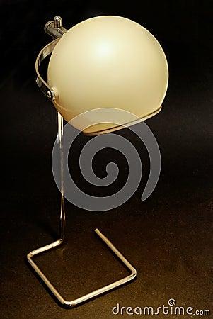 Design lamp 70s