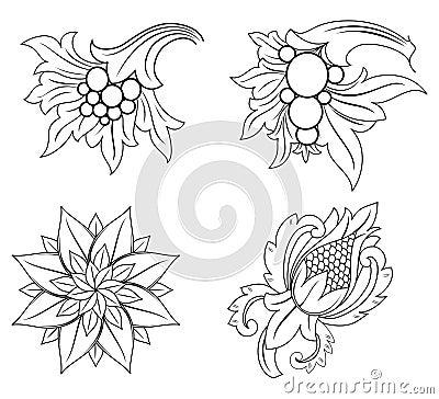 Design motif element