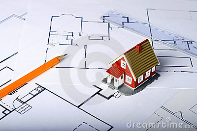 Design of new house.