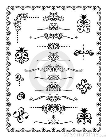 Design Ornaments 1
