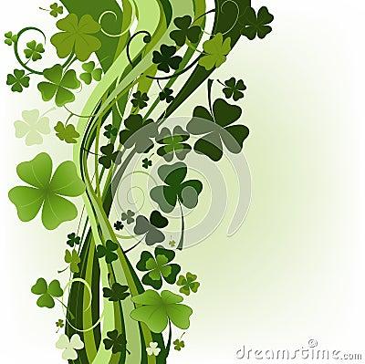 Design for St. Patrick s Day