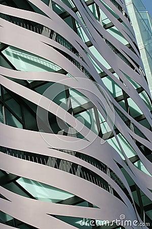 Design of Street buildings architecture