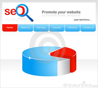 Design of website for seo