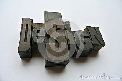 Design on wood type