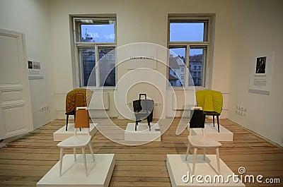 Designblok 2013 in Prague Editorial Image