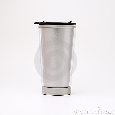 Designed thermal mug