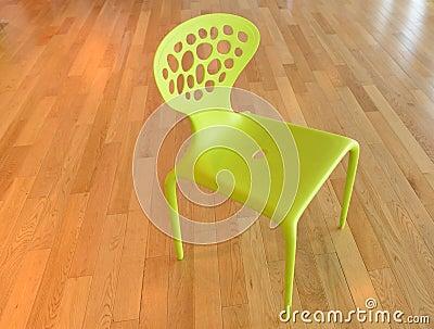 A designer chair