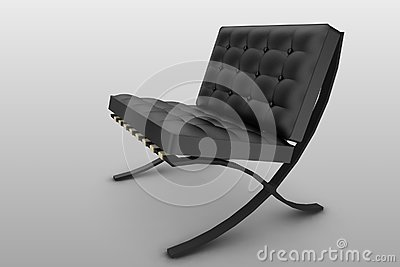 Designer Chair Black
