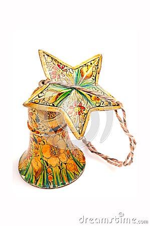 Designer christmas bell