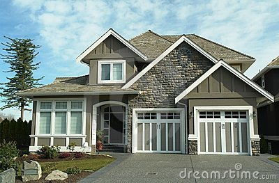 Designer Home House Brick BC
