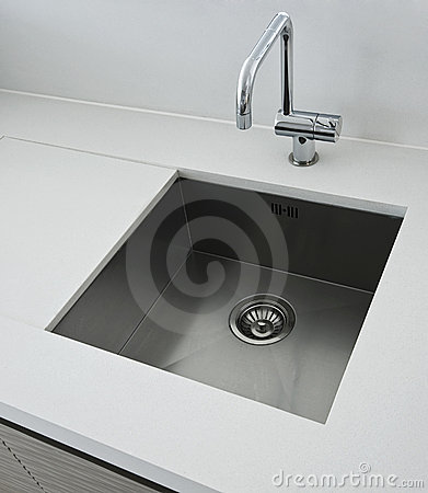 Designer kitchen sink