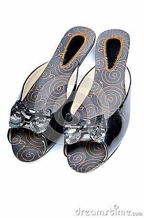 Designer ladies footwear