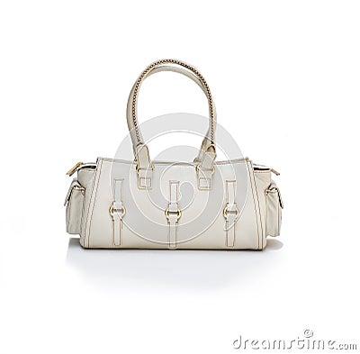 Free Designer Leather Bag Purse Royalty Free Stock Photo - 5838625