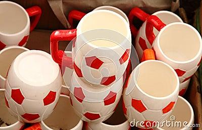 Designer Tea Cups