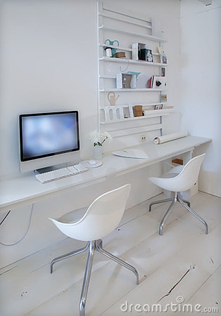 Designer working place