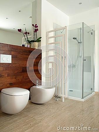 Designers bathroom