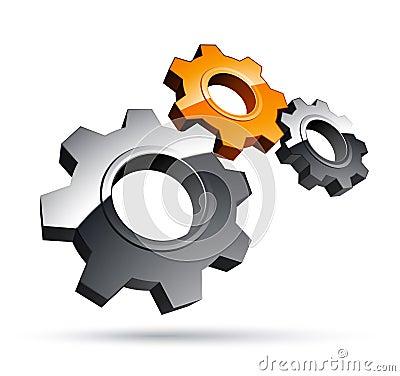 Designkugghjul