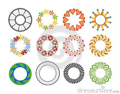 Designs Stock Photo