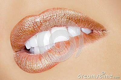 Desire sexy lips