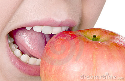 Desire to eat an apple