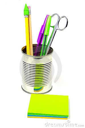 Free Desk Items 2 Stock Image - 74111