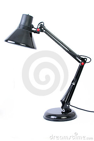 Free Desk Lamp Stock Photography - 1570702