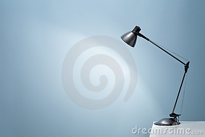 Desk Lamp Royalty Free Stock Images - Image: 23320969