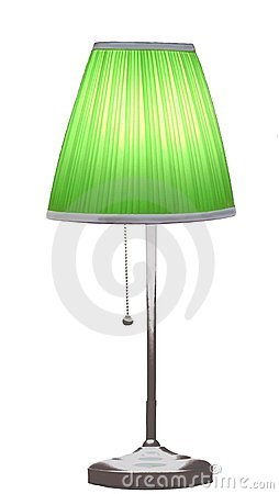 Free Desk Lamp Stock Photography - 3902582