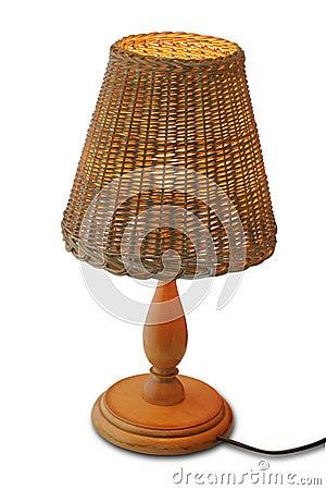 Free Desk Lamp Royalty Free Stock Photos - 9613808