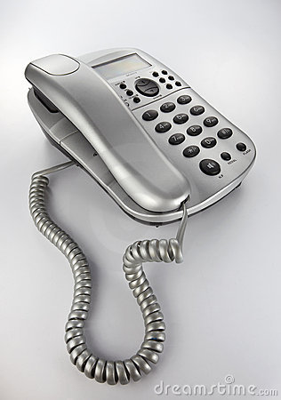 Free Desk Telephone Royalty Free Stock Photography - 13122817