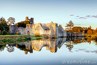 Desmond Castle in Adare Co.Limerick - Ireland.