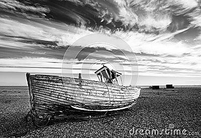 Desolate Beach