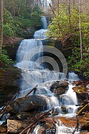 Desoto Falls, Georgia