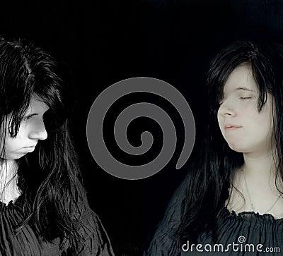 Despair and serenity