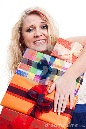 Desperate woman with many gifts