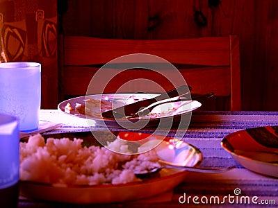Después de cena
